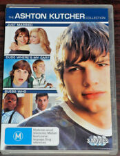 DVD. Just Married / Dude Where's My Car / Guess Who / Ashton Kutcher /   Reg 4