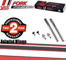 Complete Fork Upgrade Kit - Progressive - PD Valves - Adjustable Preload for Hon