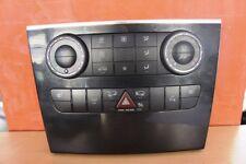 Mercedes A2518206489 W251 Klimasteuergerät klimabedienteil Heizung