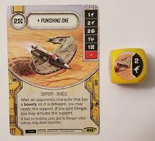 Convergence 48 Star Wars Destiny Punishing One