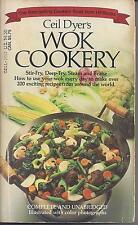 Wok Cookery by Ceil Dyer (1981, Paperback)
