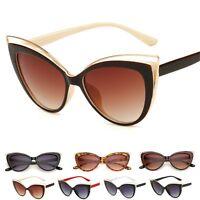 New Women's Vintage Retro Cat Eye UV400 Sunglasses Eyewear Shades Eye Glasses