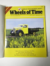 WHEELS OF TIME MARCH / APRIL 2000 ATHS SEMI'S-GAS/ELECTRIC-SMITH'S-CAR CARRIERS