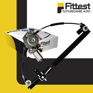 Alzacristalli Elettrico Fiat Multipla Alzavetro Anteriore Destro DX Con Motore