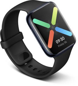 OPPO Watch 41mm WiFi Smartwatch Designed to Impress Black With 1 year Warranty