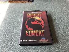 Mortal Kombat (Sega Mega Drive, PAL)