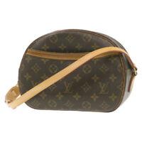 LOUIS VUITTON Monogram Blois Shoulder Bag M51221 LV Auth 20427