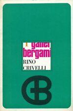 CRIVELLI - Rino Crivelli. Catalogo di mostra, Galleria Bergamini. Milano, 1970