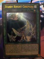 Yugioh! Starry Knight Ceremony - GFTP-EN033 - Ultra Rare - 1st Edition Near Mint