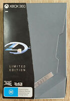 Halo 4 Limited Edition United Nations Space Command - Microsoft Xbox 360 🎮 PAL