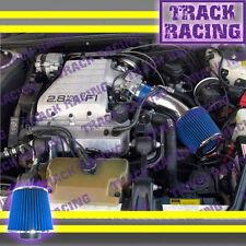 88 89 90 91 92 93 94 CHEVY CAVALIER Z24 2.8 2.8L3.1 3.1L V6 AIR INTAKE KIT Blue