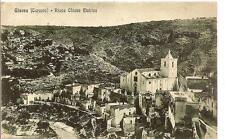 GINOSA ( Taranto )  -  Rione Chiesa Matrice