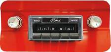 NEW 300 watt AM FM Stereo Radio & CD Player 1964-65 Ford Falcon iPod Aux inputs