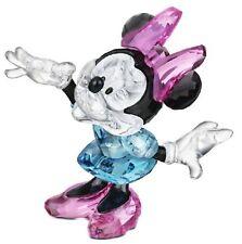 Swarovski #1116765 Minnie Mouse Brand Nib Disney Crystal Cute Save$ Free Shiping