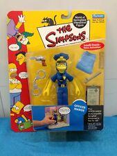 Simpsons Series 7 figure - Playmates - Officer Marge