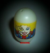 Mighty Beanz Miss Amazing Bbm 3 Mega Special Edition Bean Glow In The Dark Rare