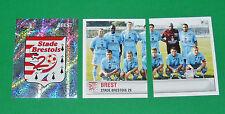 PANINI FOOTBALL FOOT 2007 STADE BRESTOIS 29 COMPLET FRANCE 2006-2007