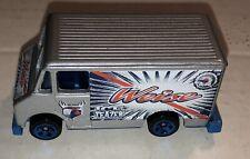 Vintage Mattel Hot Wheels Weise Ice Teazer Box Truck 1988