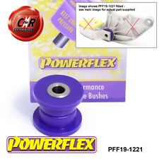 Ford Focus Mk2 RS (2005-2010) Powerflex Lower Engine Mount Small Bush PFF19-1221