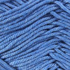 5 x 50g Balls - Patons Cotton Blend - Denim Blue #21 - $20.00 A Bargain