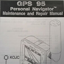Garmin GPS 95 Maintenance Manual