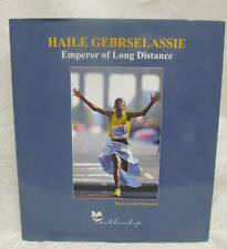 Haile Gebrselassie Emperor of Long Distance (2013, Hardcover, Limited)