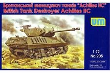 UNIMODELS 205 1/72 British Tank Destroyer Achilles IIC