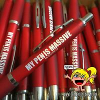 YOU/'RE F*CKING MAGNIFIC*NT Obscenity Cards Funny Sweary Novelty Profanity Pens