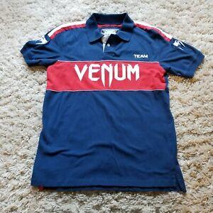 UFC Venum Fight Polo Fight Team USA