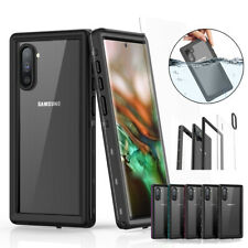 360° Waterproof Shockproof Armor Case Cover For Samsung Galaxy Note 10 Plus S10