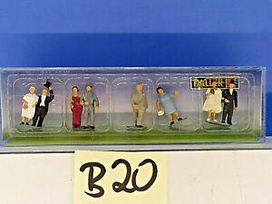 FALLER HO Nr. 151043  Hochzeitsgäste  (B20)