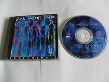 JEAN MICHEL JARRE - Chronologie (CD 1993) FRANCE Pressing