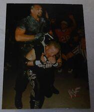 Big Boss Man WWF WWE 2000 Comic Images No Mercy Card 7 Wrestlemania Hall of Fame