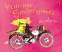 Princess Smartypants by Babette Cole 9780140555264 | Brand New
