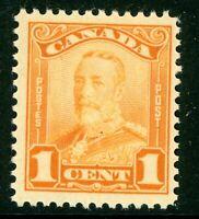 Canada 1928 Admiral 1¢ Orange Scott #149  MNH  H798