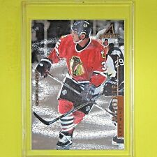 "DANIEL CLEARY  97-98  ROOKIE  ""RINK COLLECTION "" #PP10   Chicago BlackHawks"