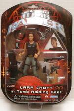 Tomb Raider - Lara Croft in Tomb Raiding Gear Action Figure - new