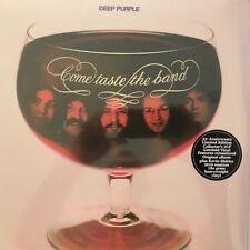 Deep Purple - Come taste the band(35th Anniversary 180g LTD Vinyl 2LP),2010 EMI