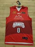 Jahii Carson 2014 Wollongong Hawks Official ISC NBL Jersey - Large