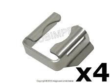 BMW MINI (1998-2013) Fuel Injector Clip - Securing Clamp (4) GENUINE + Warranty