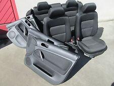 STOFF Austattung VW Passat 3BG Sitze Ausstattung schwarz / grau