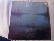 Debussy-trois Nocturnes, Jeux, concertgebuw, Haitink, PHILIPS 9500 674 LP