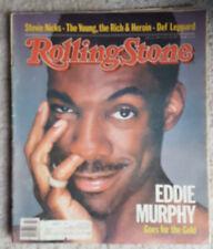 eddie Murphy Stevie Nicks Rolling Stone Music Magazine Issue 399 July 7, 1981