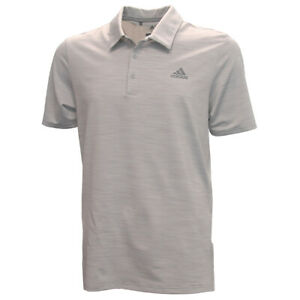 Adidas Golf Men's Ultimate 365 Solid Heathered Polo Shirt,  Brand New