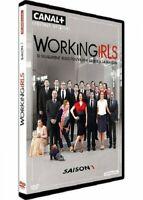 WorkinGirls Saison 1 (Claude Perron, Laurence Arné) DVD NEUF SOUS BLISTER