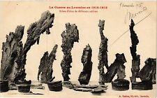 CPA MILITAIRE La Guerre en Lorraine, Eclats d'obus de différents (316568)