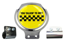 Scooter bar badge-Taxi Driver-FREE SUPPORT & fixations
