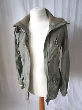 Superdry Zip Hip Length No Pattern Coats & Jackets for Women