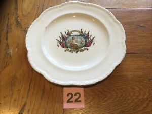 1925 British Empire Exhibition Plate Wembley Commemorative  Couldon Ltd