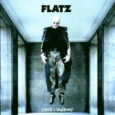 Flatz Love & violence (2000, #4978072) [CD]